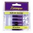 INK-STAMPER-5 - Xstamper Refill Ink Cartridges - 5PK