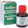 Artline Marker Refill Ink - 20ml Bottlerefill your artline markers, visit Xstampers.com for more