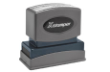 The Hawaii Notary Stamp Regular is a customized pre-inked rubber stamp. Pre-inked stamps are made from a special gel material that automatically releases ink to the surface, like water from a sponge. Precision crafted, spring activated. X Stamper Regular