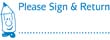 "35210 - ""Please, Sign & Return"""